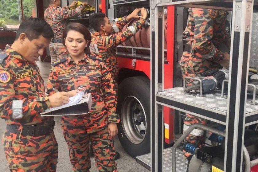 Syarat kemasukan anggota bomba wanita akan dilonggarkan – Zuraida