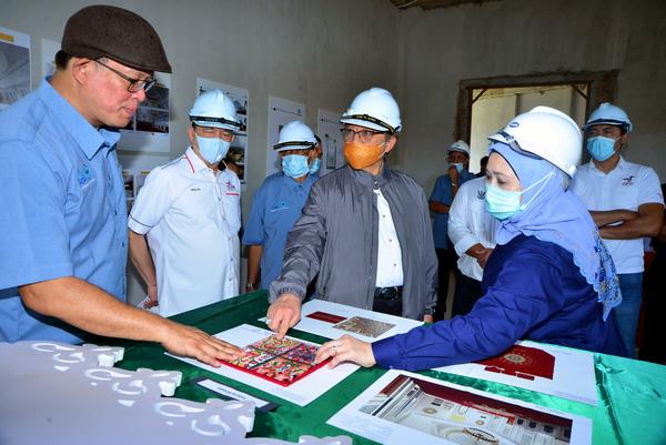Masjid Darul Naim di Kampung Lintang: Lebih dinamik, berteknologi tinggi