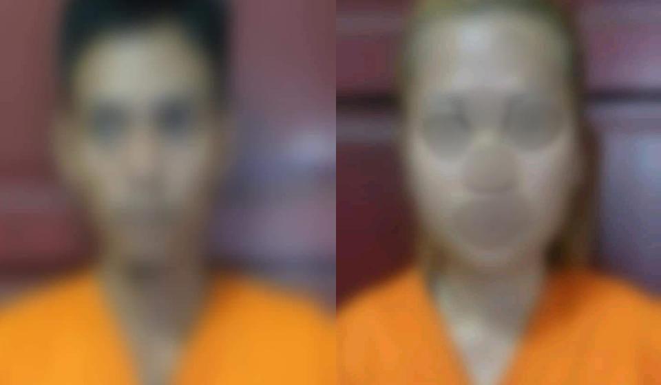 Pasangan simpan dadah bawah katil dicekup di Serian