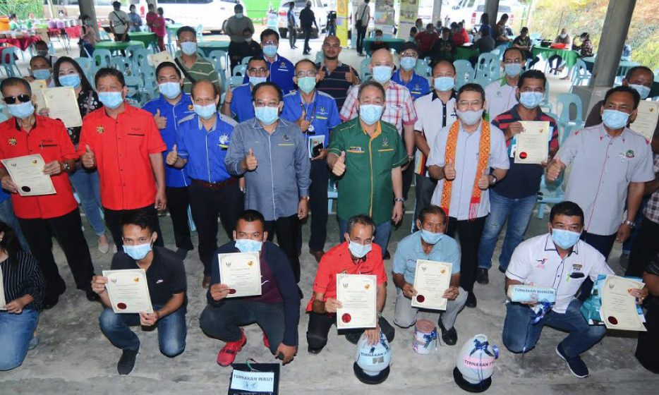 RM3,500 sekilo jadi projek popular