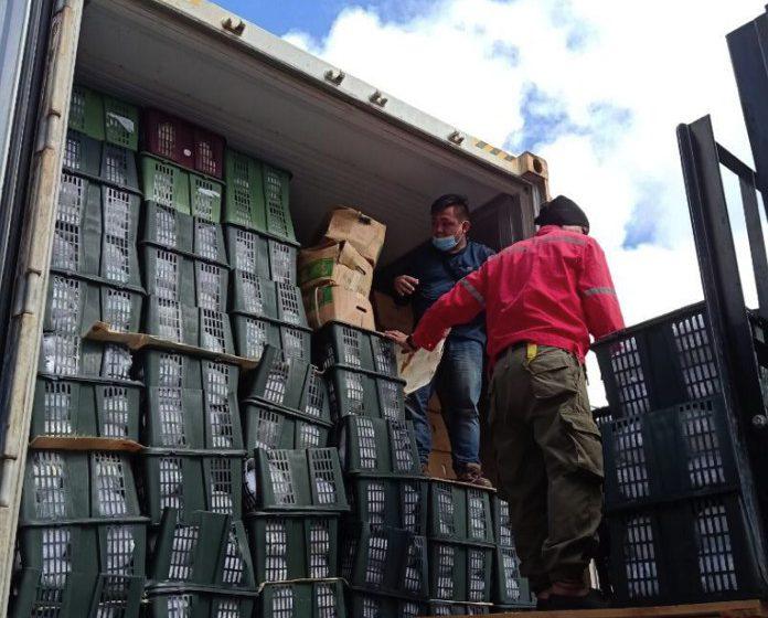 Lori treler seludup sayur-sayuran luar negara tanpa permit ditahan