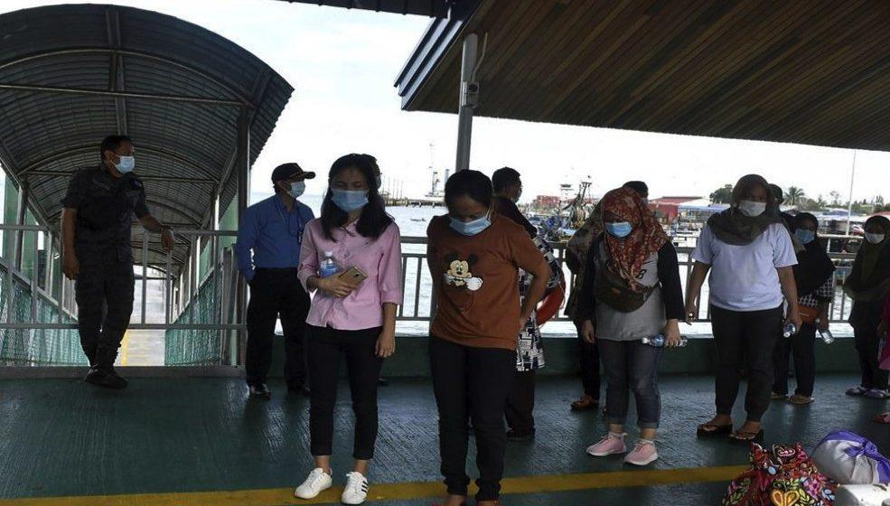 Malaysia hantar pulang 5,951 pendatang tanpa izin sepanjang PKP