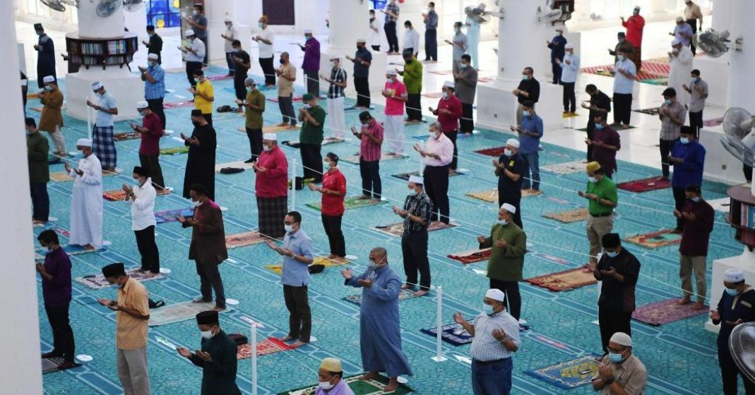 Rai Aidiladha sewaktu pandemik tuntut pengorbanan umat Islam – Abang Johari