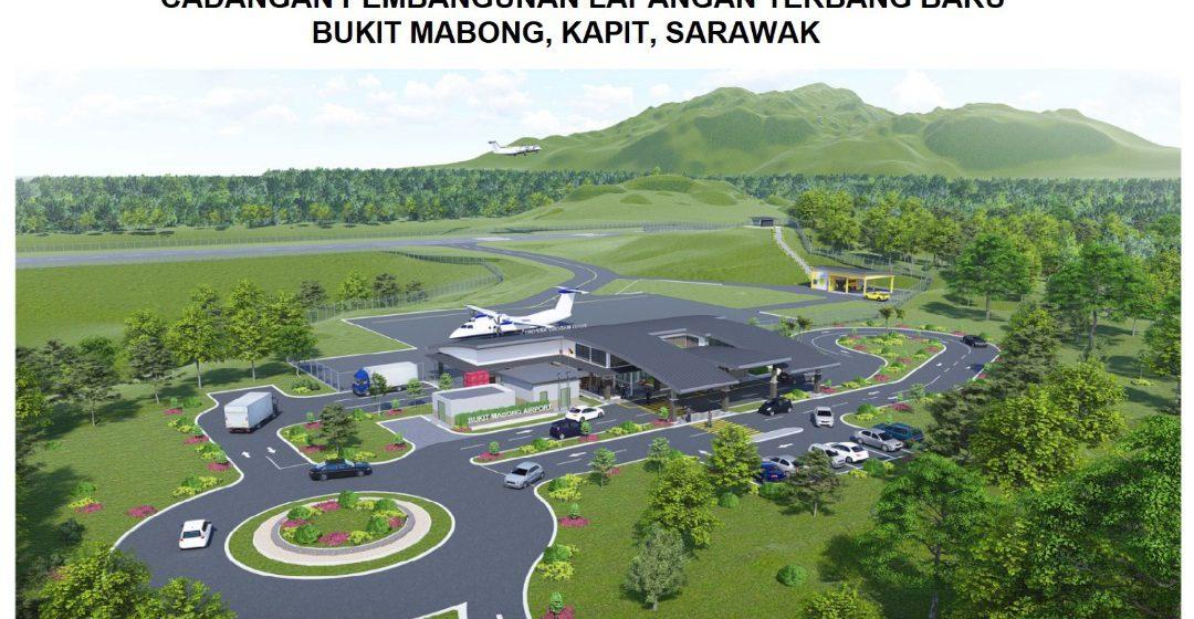 Padang bilun baru di Kapit enggau Betong tembu 2023