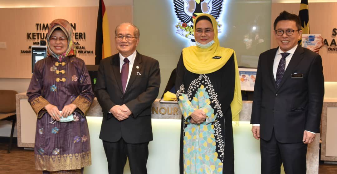 Contohi Sarawak urus perpaduan