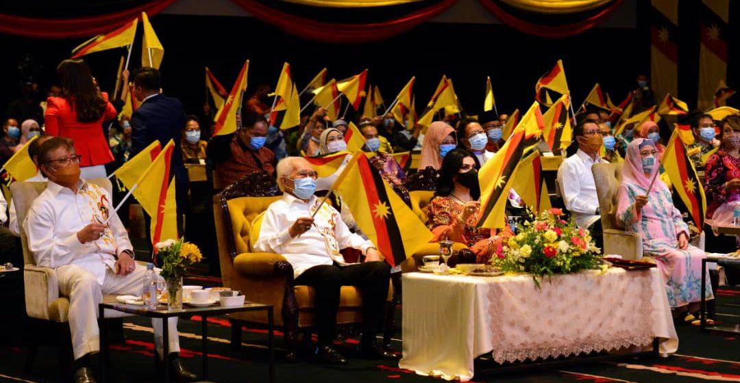 Sarawak menuju era kegemilangan