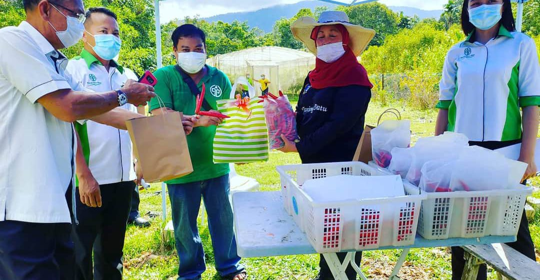 Kerajaan Sarawak salurkan RM2 juta untuk bantu petani di Tanjung Datu