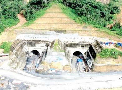 Stesen Hidroelektrik Baleh dijangka beroperasi 2026