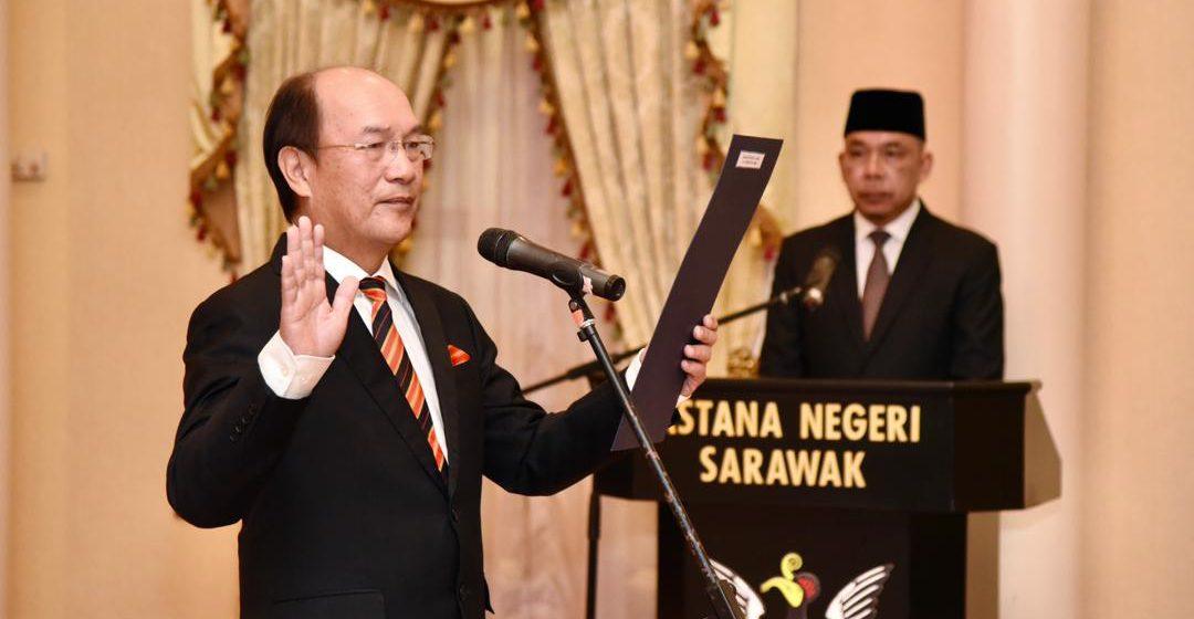 Gerawat dilantik semula sebagai Timbalan Speaker Dun Sarawak