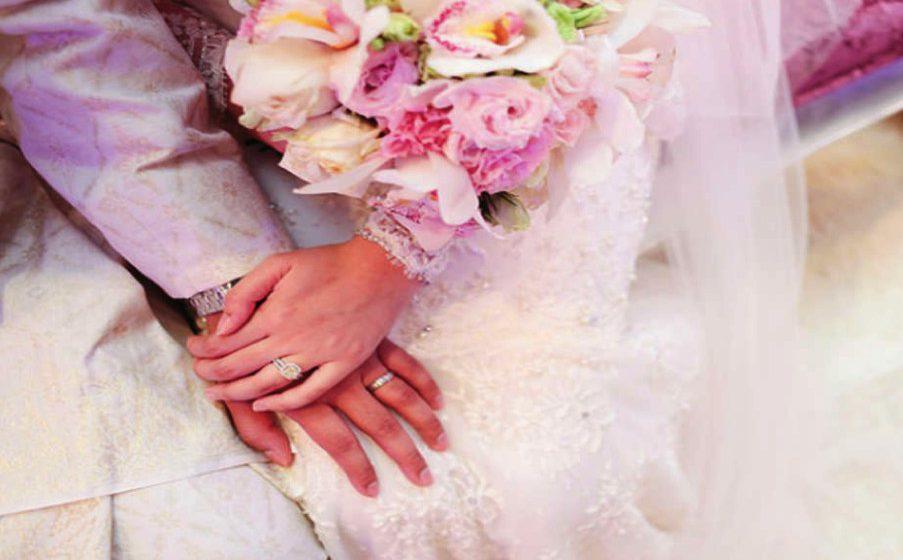 Jangan kahwin jika tidak cukup syarat