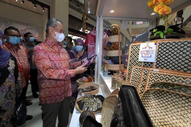 Berbelanjalah untuk Malaysia