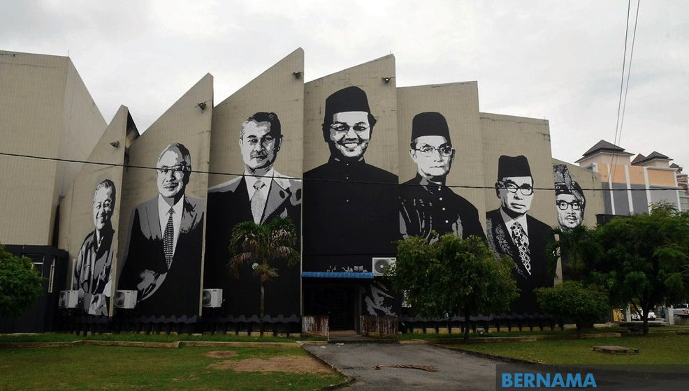 Diharap kerajaan dapat memperbanyakkan tempat bagi artis mural berkarya – Pelukis