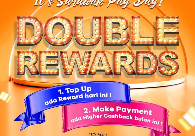 """Sarawak Pay hadkan pengguna, """"double rewards"""" dilanjutkan"""