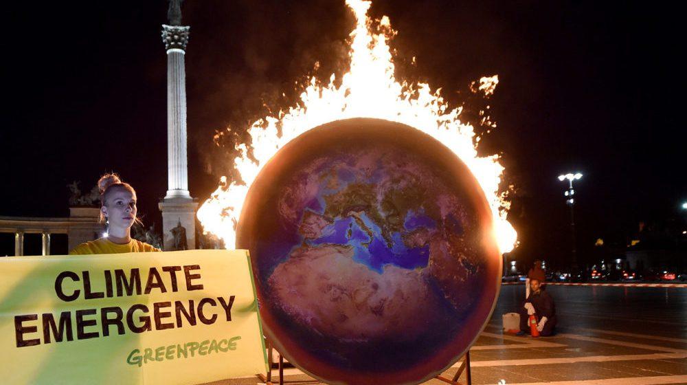 Bahana kesan pemanasan global