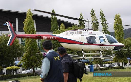 Sebanyak 73 kerusi akan dipertandingkan pada PRN Sabah