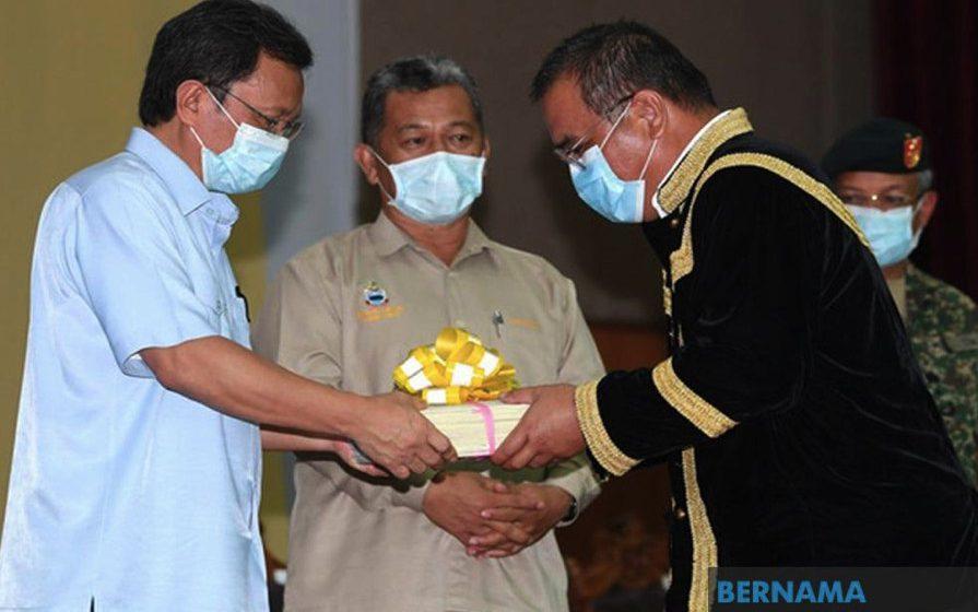 Lebih 3,000 geran tanah anak negeri diserah pada penduduk – KM Sabah