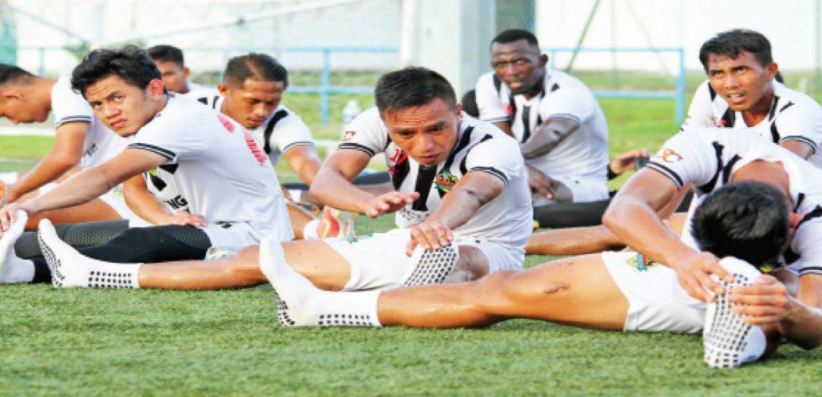 Liga premier 2020: Kuching FA turun padang