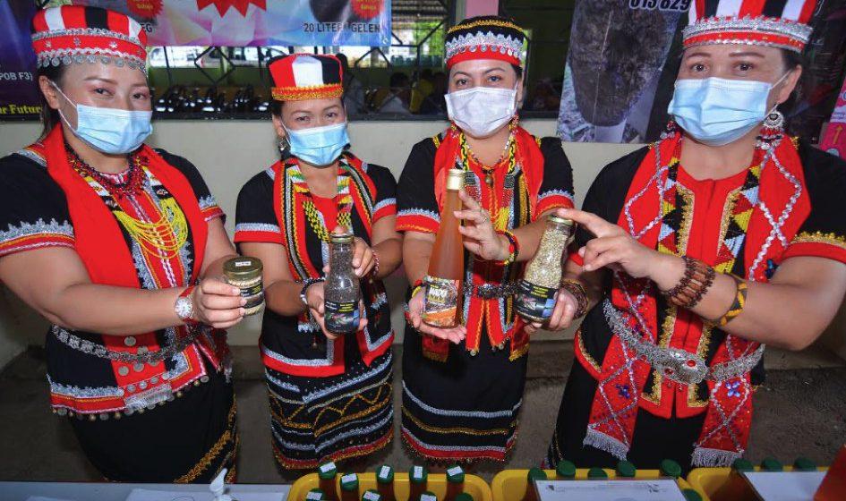 Produk pertanian Sarawak bersaing dengan negara luar