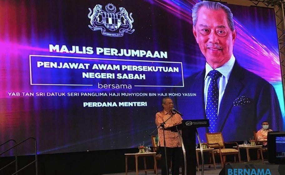 Malaysia tidak akan tunduk tuntutan terhadap Sabah – Muhyiddin