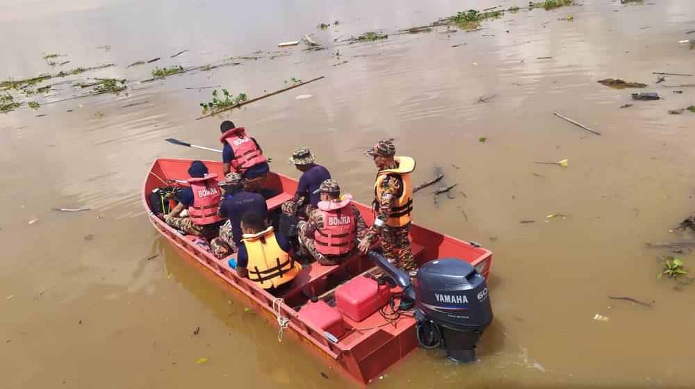 Cuaca buruk: Operasi SAR mangsa tugbot karam di Kuala Igan ditangguh