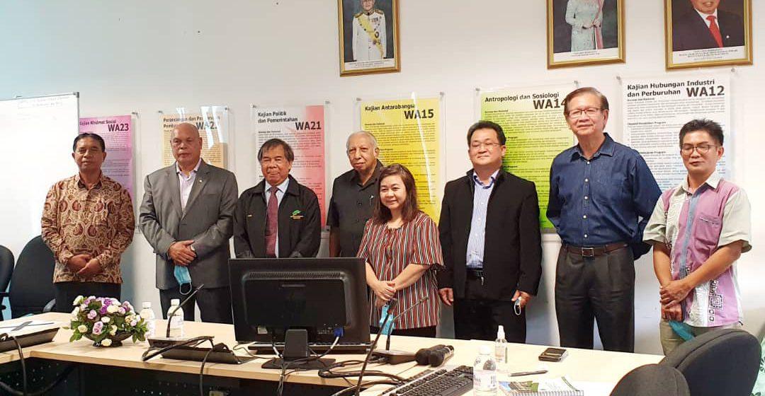 Aum kedua penulis bup Sejarah Malaysia Renjer