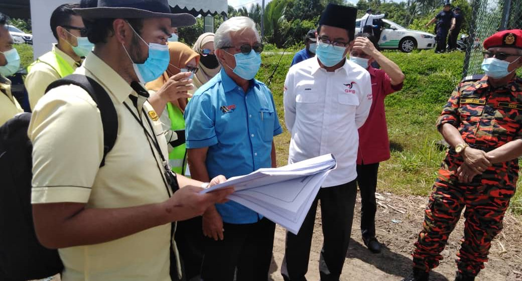 Padang bilun Mukah tembu 2021