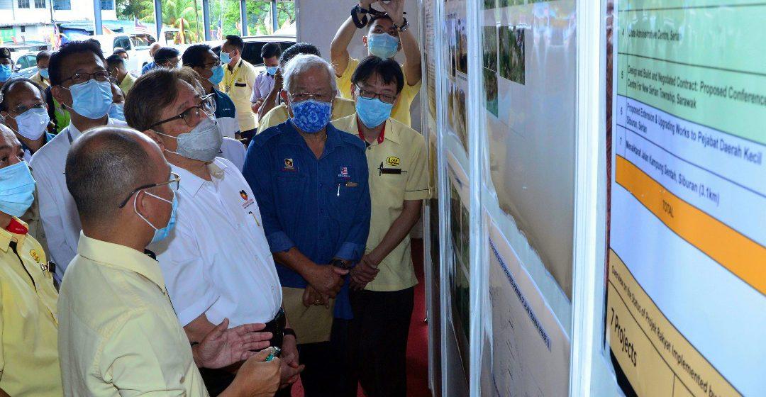 Projek Nyeruri Jalai Padawan renggat keterubah tembu September 2022