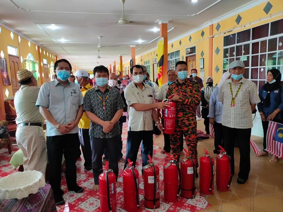 Rm20 000 Ungkup Pemansang Rumah Bujang Suara Sarawak Bukan Sekadar Akhbar
