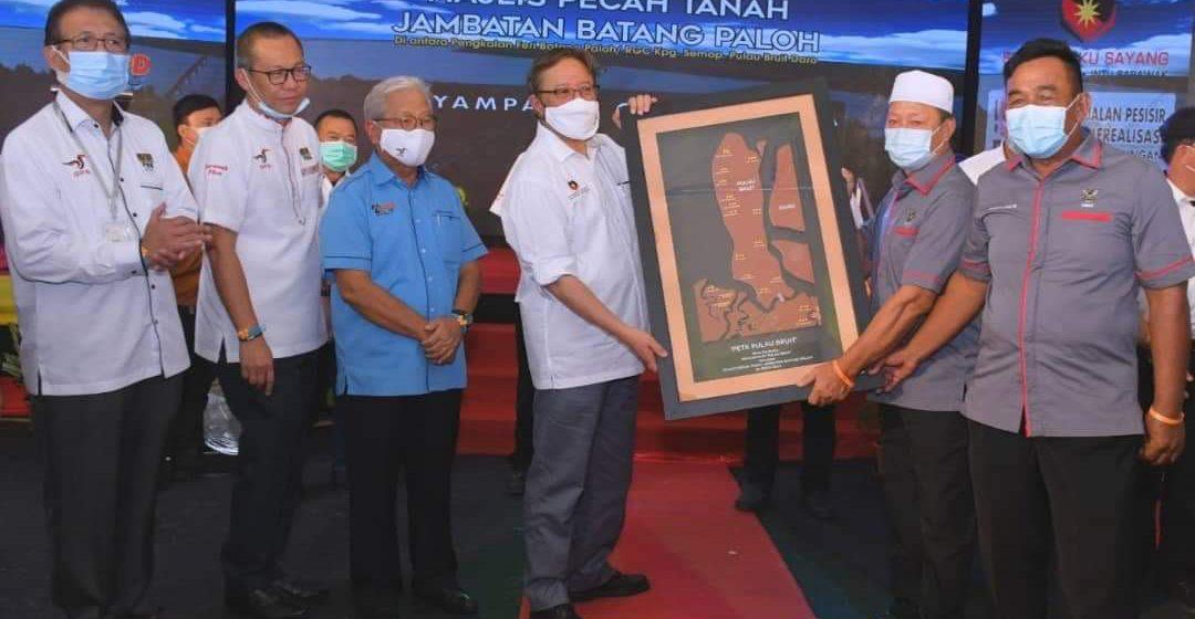 Kuala Paloh palan baru industri kapal