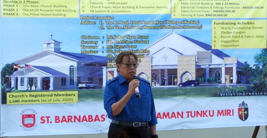Sarawak nentuka penegap menua
