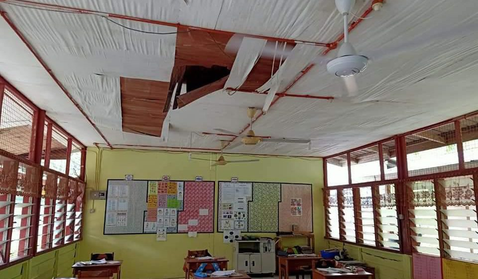 Kelas SK Nanga Tibu patut dikemanah lengkas