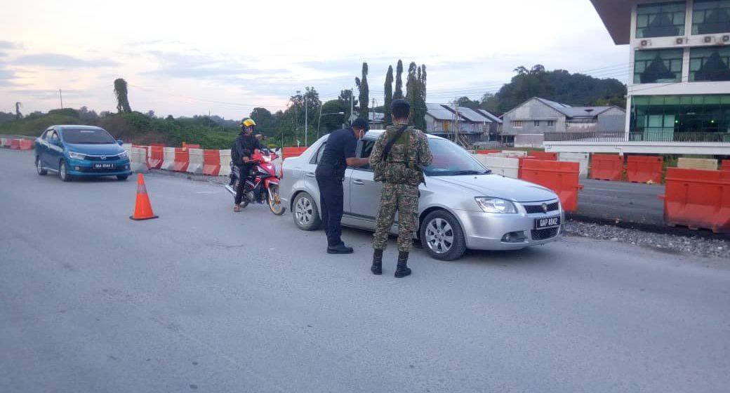 Operasi Bersepadu Ambang Merdeka; 4 Pati ditangkap di Bau