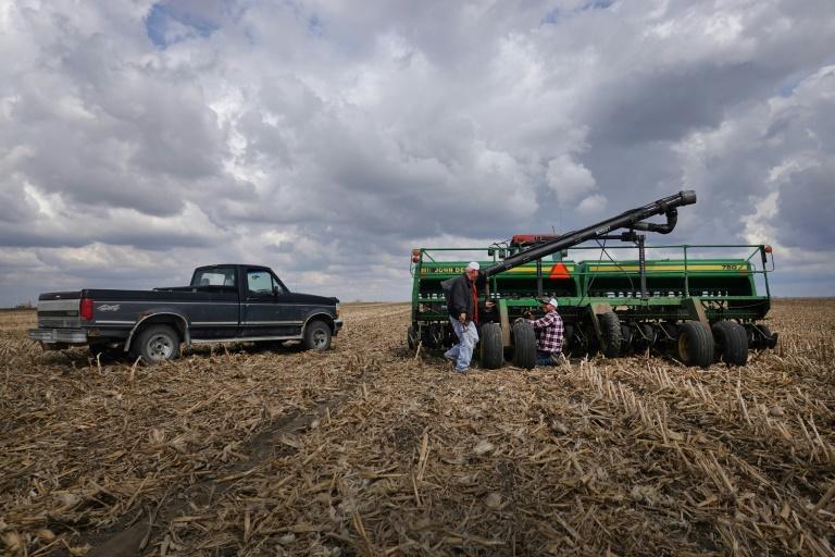 China tetap beli produk pertanian Amerika