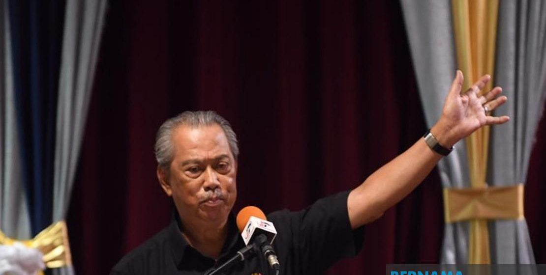 Muhyiddin usul bantuan bulanan Jabatan Kebajikan Masyarakat naik RM1,000