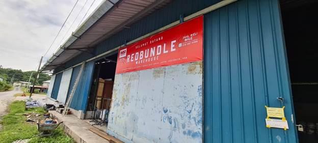 Red Bundle bantu usahawan baharu
