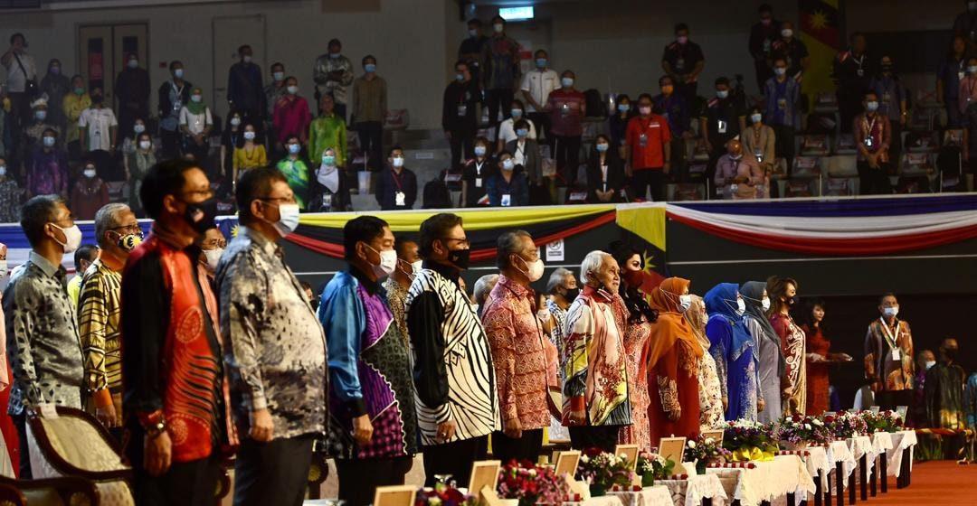 Keharmonian faktor kekuatan Malaysia terus membangun