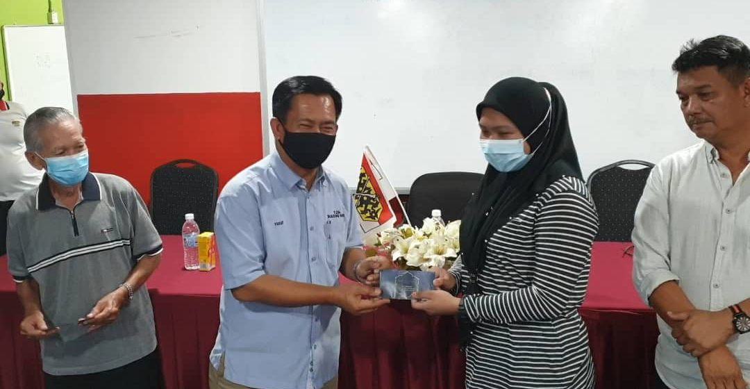 Ahli Parlimen Tanjong Manis sedia dana khas bantu pelajar cemerlang