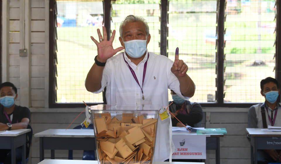 Bung Moktar hargai semua petugas hari mengundi PRN Sabah