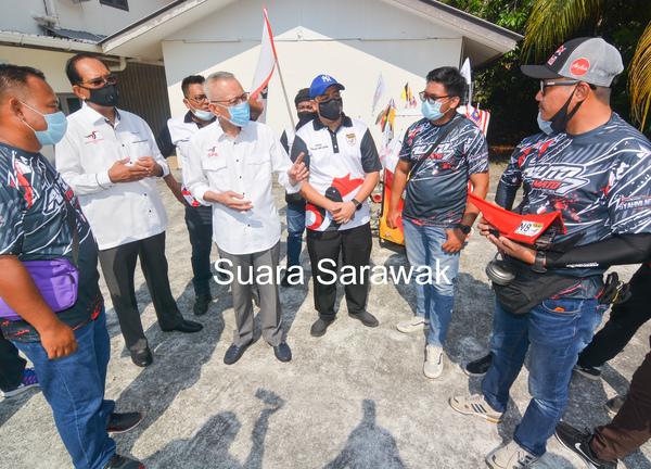 Didik belia jaga Sarawak