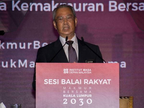 PM: Politik ras tidak boleh berterusan dalam masyarakat majmuk