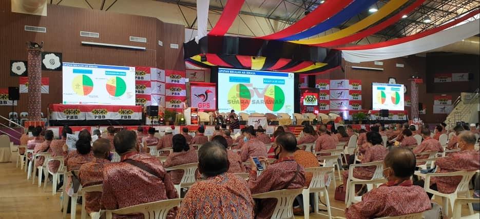 Seramai 700 perwakilan hadiri Konvensyen Khas PPB Zon Betong