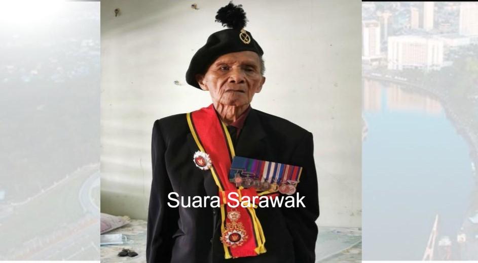 Malaysia lenyau siku Bujang Berani