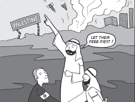 Jalan lain Arab Saudi menuju normalisasi