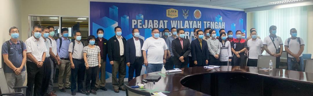 Kontraktor perlu siapkan projek Pan Borneo ikut piawaian, utamakan keselamatan pengguna