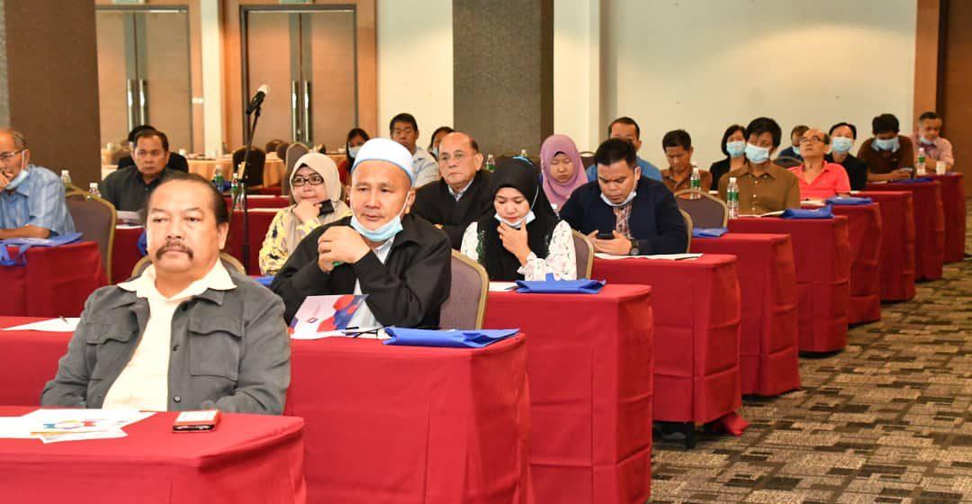 Gerakan koperasi di Sarawak berjumlah 264,155 orang