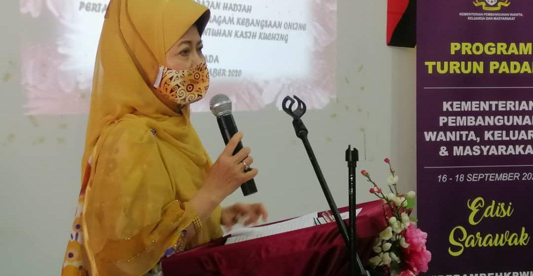 Sarawak agi suntuk lutur ungkup PDK
