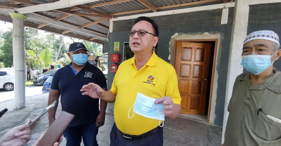 Khere Chiang muji pemujur Perintah Sarawak bulih bayar chukai SST