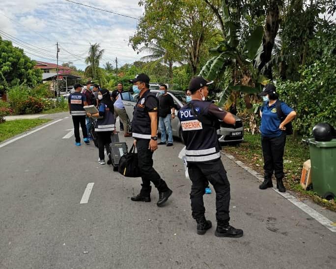 Nenek dipercayai mati dibunuh cucu di Rampangi