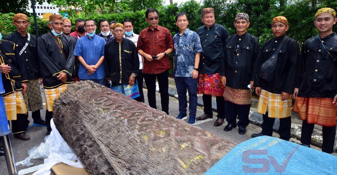 Kelidieng Melanau diengkah ba Muzium Budaya Borneo