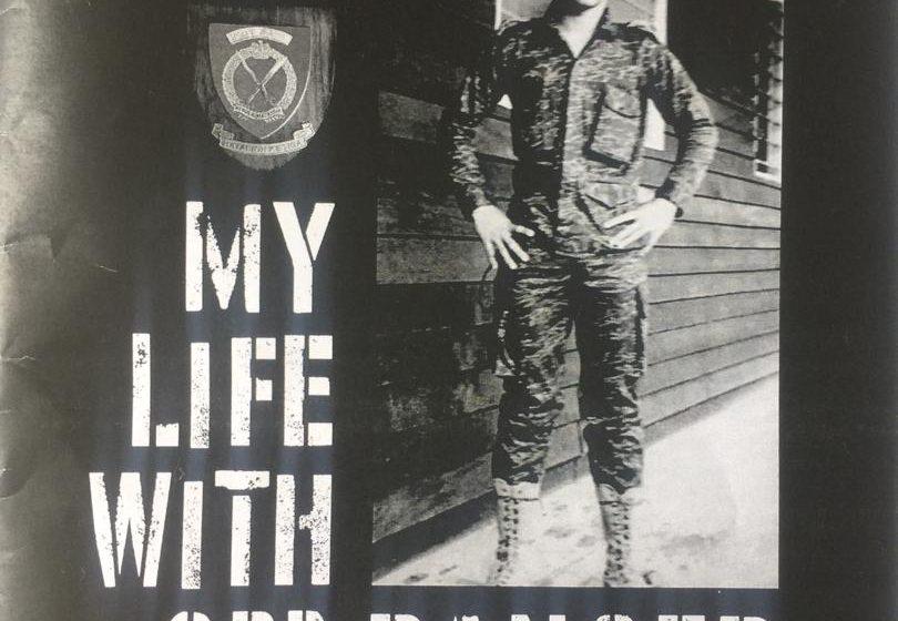 Bala ex-soldadu diperansang nulis bup diri nunda Lt. Kol (B) Linus Lunsong Janti